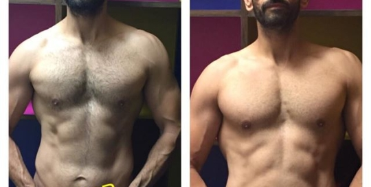 BOdy Transformation By Reps   Lavleen Khurana