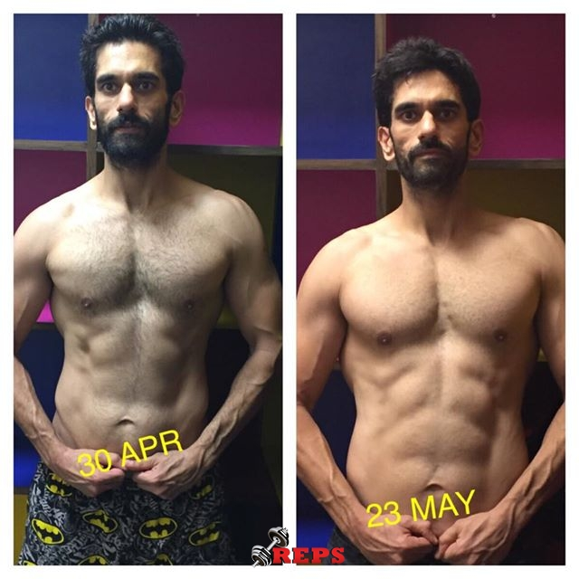 BOdy Transformation By Reps | Lavleen Khurana