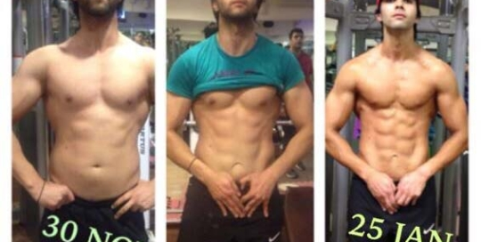 Body Transformations By REPS